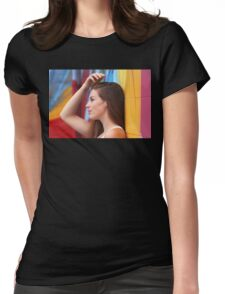 Dream Of A Woman Womens Fitted T-Shirt