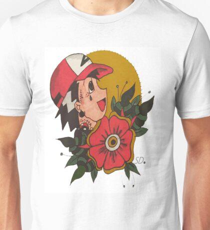 Pokémon Tattoo Flash Unisex T-Shirt