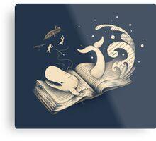 Moby Dick Metal Print
