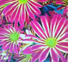 Pixelated and Pink by Scott Mitchell