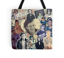 The 1975- Matty Healy collage Tote Bag
