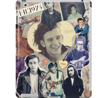 The 1975- Matty Healy collage iPad Case/Skin