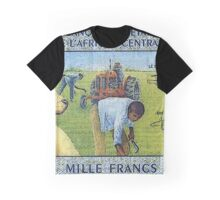 Central African Republic Mille Francs Graphic T-Shirt