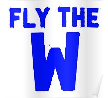 Fly The Win Poster