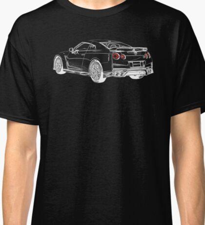 Skyline GTR R35 2017 Classic T-Shirt