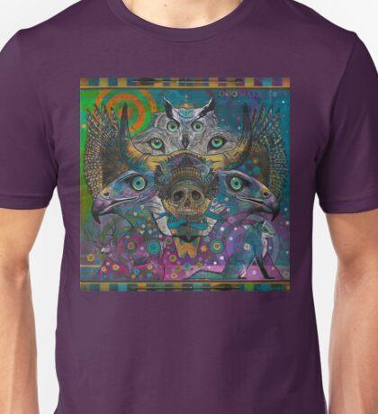 Totem in Blue Unisex T-Shirt