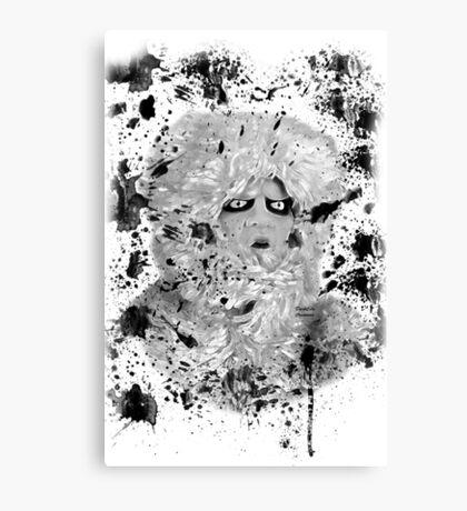 Nightmare at 20,000 feet Canvas Print