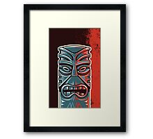 The Tower of Tiki Framed Print