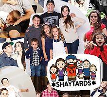 Shaytards Collage by laurenmel