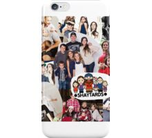 Shaytards Collage iPhone Case/Skin