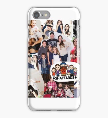 Shaytards Collage iPhone Case/Skin