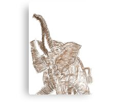 Wildlife #1 Canvas Print