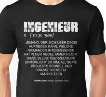 Ingenieur Deutsche Definition Unisex T-Shirt