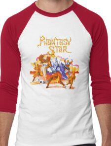 Phantasy Star Men's Baseball ¾ T-Shirt