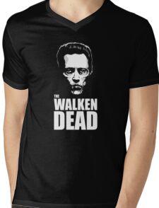 The Walken Dead Mens V-Neck T-Shirt