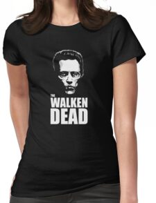 The Walken Dead Womens Fitted T-Shirt