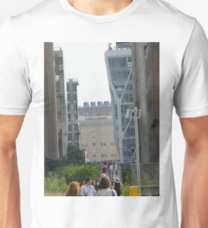 High Line, New York's Elevated Park and Garden T-Shirt