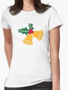 Bells holly Womens Fitted T-Shirt