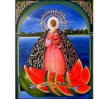 Our Lady of Regla Photographic Print
