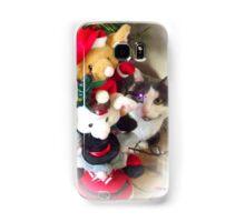 Tiffany Happy Holidays Samsung Galaxy Case/Skin