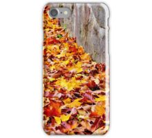 Piling Up Fast iPhone Case/Skin