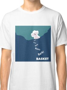 Precious the Mini Poodle Classic T-Shirt