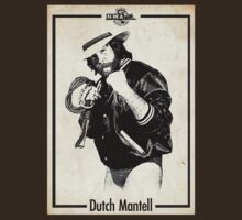 Dutch Mantell NWA by BertsShirts