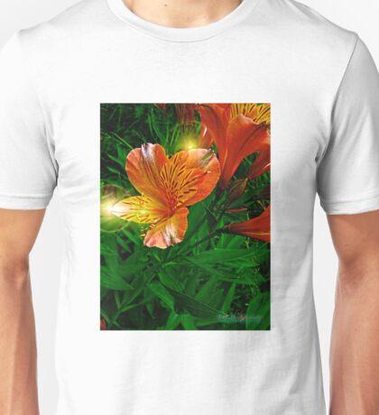 Alstromeria #7 Unisex T-Shirt