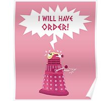 Dalek Umbridge Poster