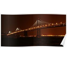 The Bay Lights ~ Grand Lighting Poster