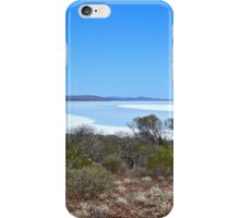 Lake Gairdner - with a little water in it iPhone Case/Skin