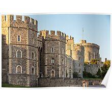 Windsor Castle, England Poster