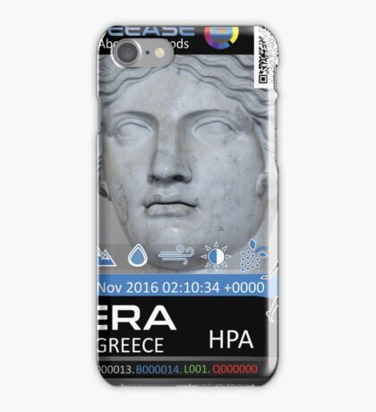 Immortality Mined:T1D13B15L1:ENGLISH iPhone Case/Skin