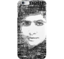One Girl Among Many iPhone Case/Skin