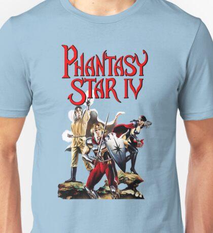 Phantasy Star 4 Unisex T-Shirt