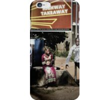 Uganda: Highway Takeaway iPhone Case/Skin