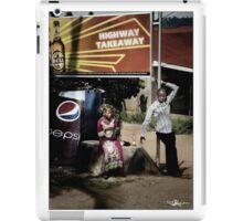 Uganda: Highway Takeaway iPad Case/Skin