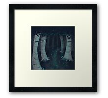 Bioluminescent  Framed Print