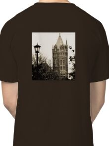 Gothic Cathedral Tower Classic T-Shirt