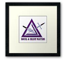 Royal & Select Masters Framed Print