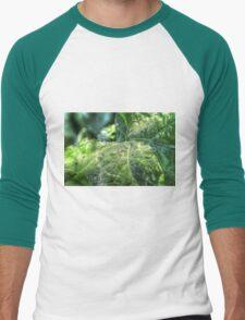 Morning Dew  Men's Baseball ¾ T-Shirt