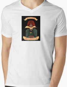 Kindness is not Weakness Mens V-Neck T-Shirt