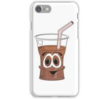 Soda Cartoon iPhone Case/Skin