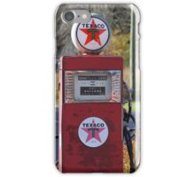 Antique Gas Pump iPhone Case/Skin