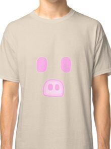 Kawaii Piggy  Classic T-Shirt