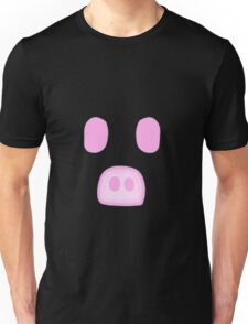 Kawaii Piggy  Unisex T-Shirt