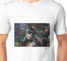 Dia do Los Muertos Dancer Unisex T-Shirt
