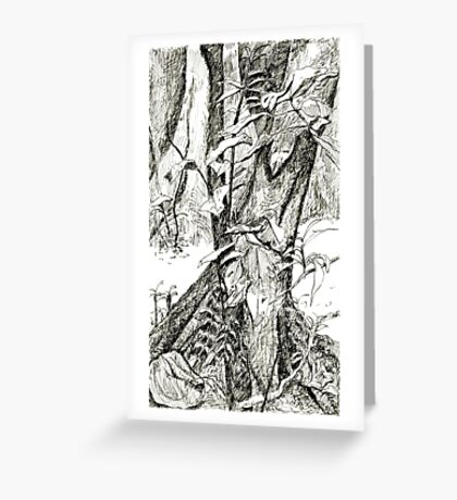 Forest #1 Greeting Card
