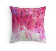 Unique Watercolor Spread Throw Pillow