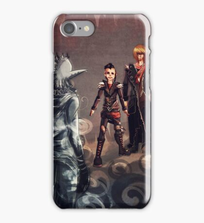 You're Not Going That Way Cover iPhone Case/Skin